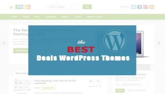 deals wordpress themess