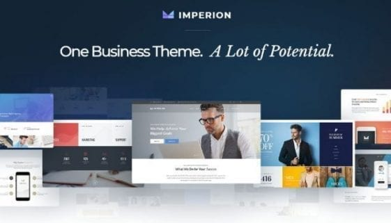 imperion theme featured image