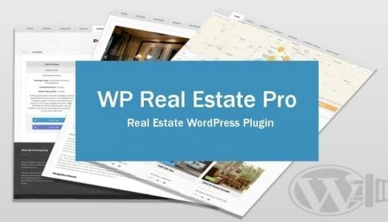WP Real Estate Pro Plugin featured image