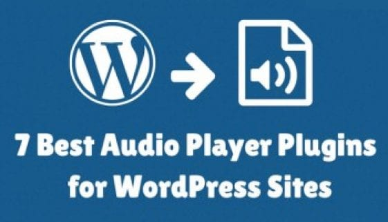 Audio Player Plugins for WordPress