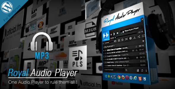 Royal Audio Player