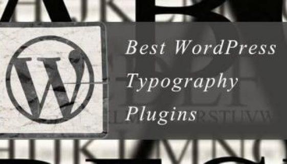 WordPress Typography Plugins