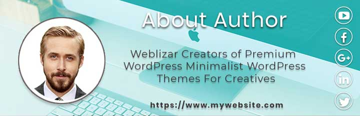 WordPress Author Bio Plugin