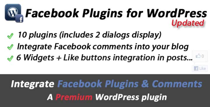 Facebook Plugins, Comments