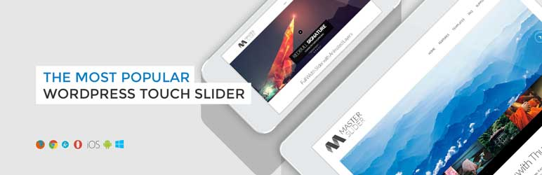 WordPress Master Slider