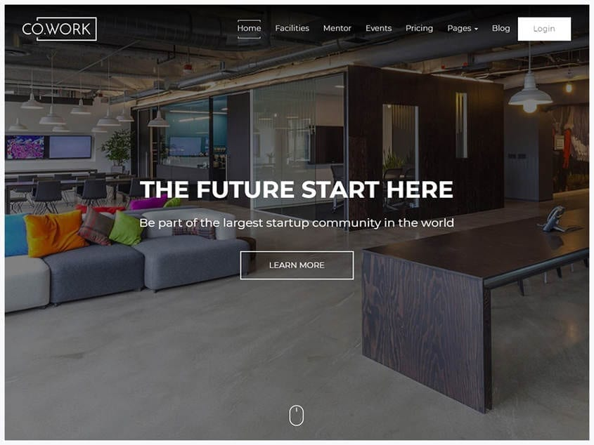 cowork-open-office-creative-space-wordpress-theme