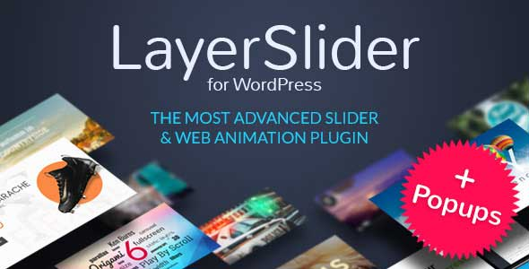 WordPress Layer Slider