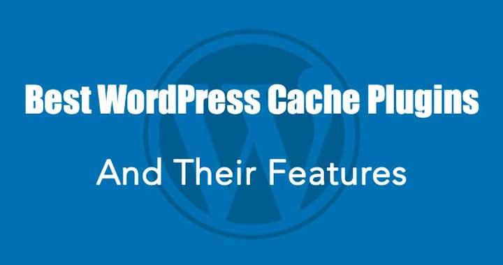 Best WordPress Caching Plugins