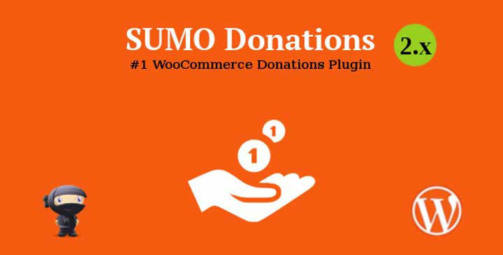 SUMO WooCommerce Donations
