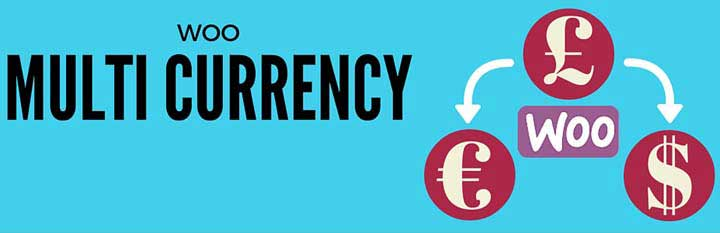 WooCommerce Multi Currency plugin