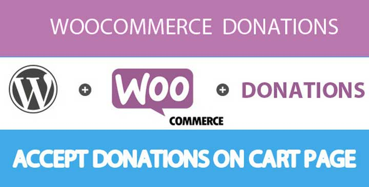 WooCommerce Donation Plugin