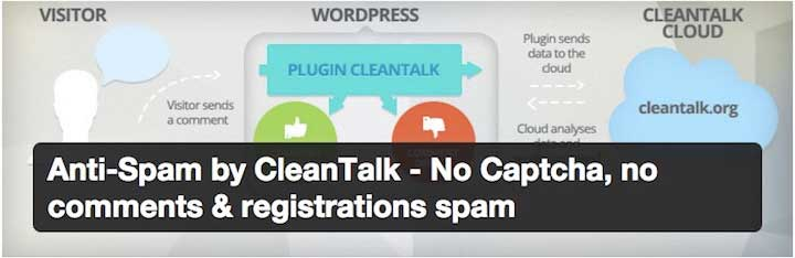 CleanTalk Spam Protection