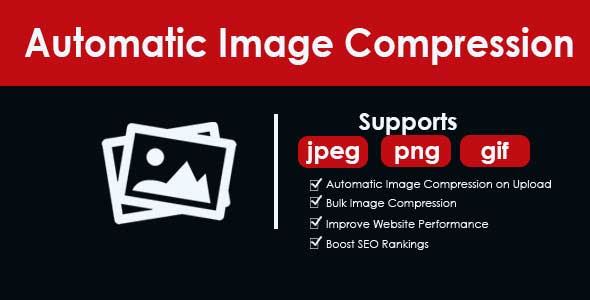 Automatic Image Compression