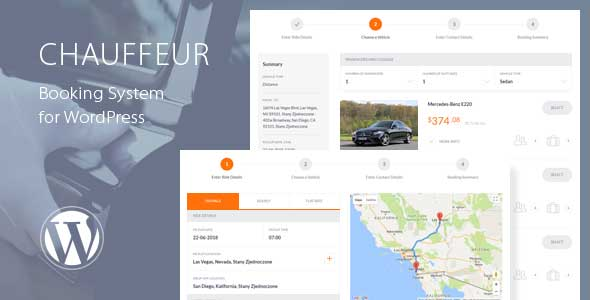 Chauffeur Booking System