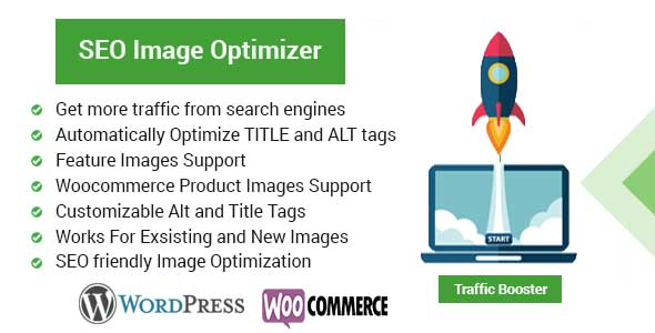 SEO Image Optimizer for WordPress and WooCommerce