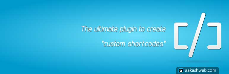 Shortcoder WordPress Plugin