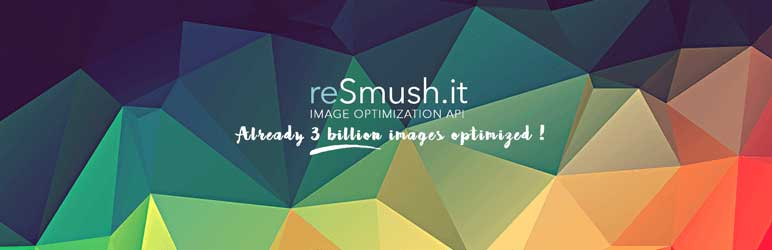 reSmush.it WordPress Image Optimizer Plugin