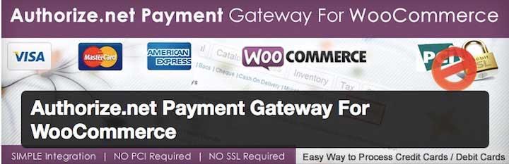 Authorize.net Payment Gateway Plugin