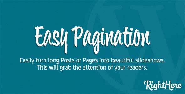 Easy Pagination