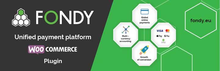 Fondy Payment gateway