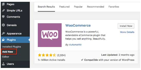 How to Setup a WooCommerce Website
