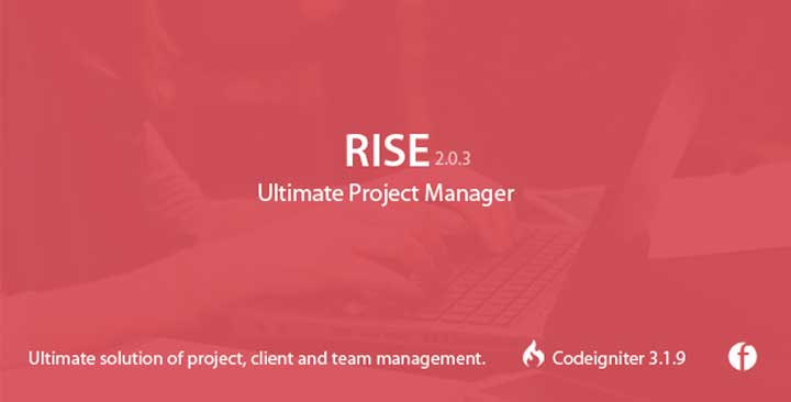 Rise WordPress Project Management Plugin