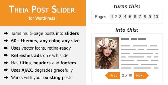 Theia Post Slider