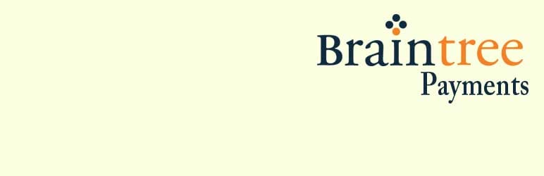 Braintree Payment gateway Plugin