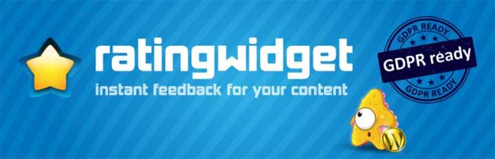 Rating-Widget Plugin