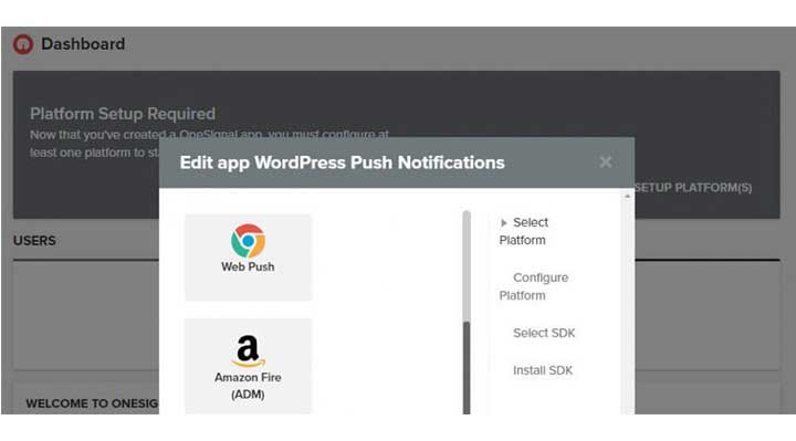 How to Add Push Notification to WordPress