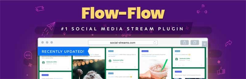 Flow-Flow Social Stream