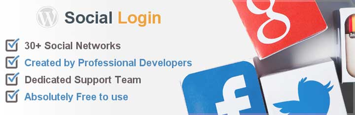 Social Login Plugin