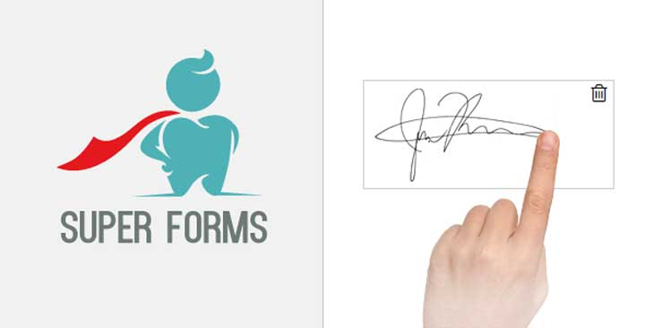 Super Forms Signature Addon