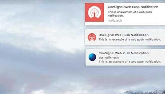 WordPress Push Notification