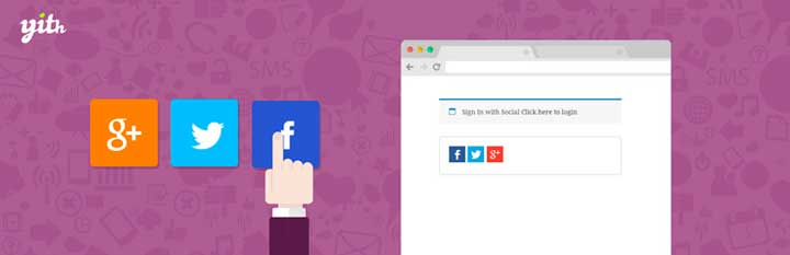 YITH WooCommerce Social Login