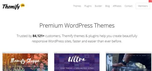 Themify WordPress Theme