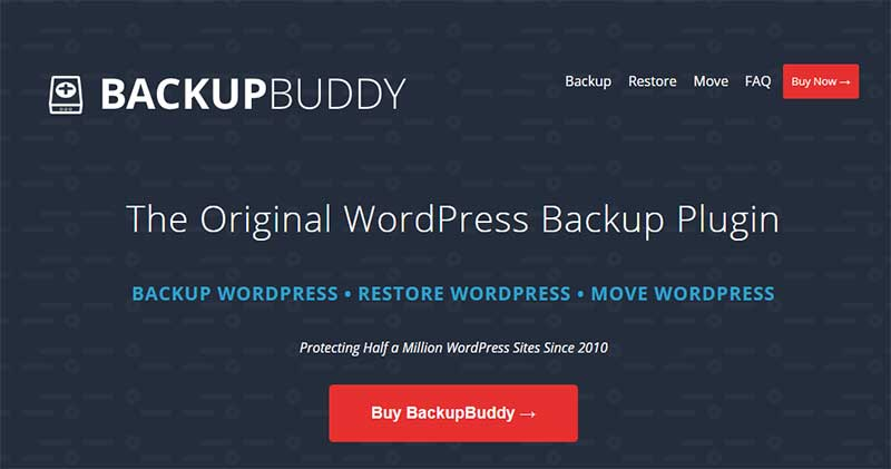 BackupBuddy-Plugin