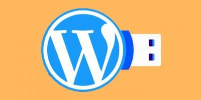 Install WordPress on a USB Flash Drive