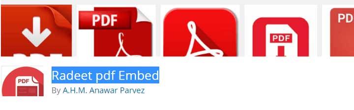 Radeet pdf Embed