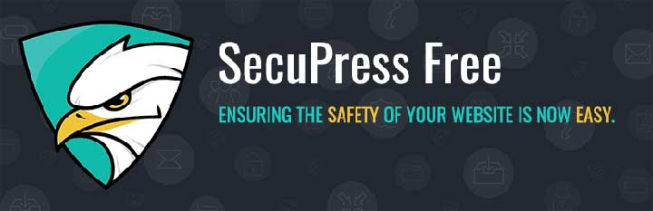 SecuPress Free WordPress Security