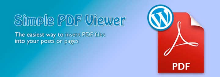 Simple PDF Viewer