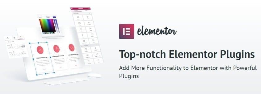 elementor plugins by templatemonster