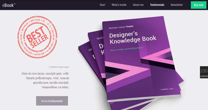 BeTheme WordPress bookstore themes