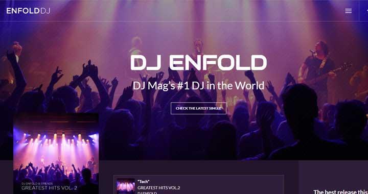 Enfold multipurpose WordPress theme