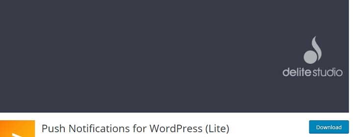 Push Notifications for WordPress