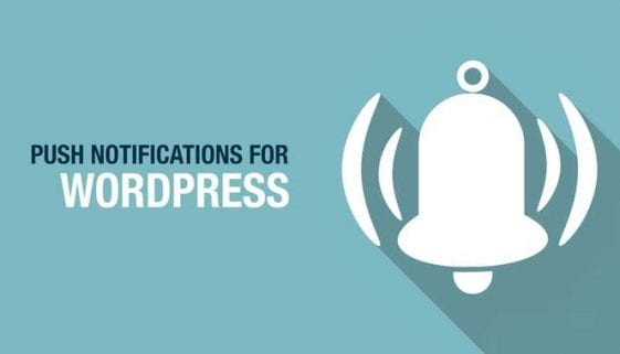 WordPress Push Notifications