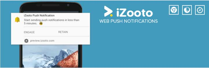 Free Web Push Notification Tool