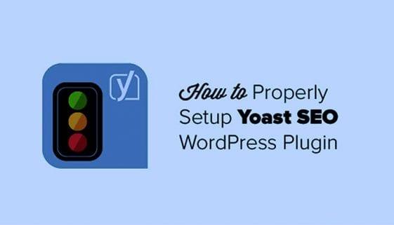 WordPress Yoast SEO Settings