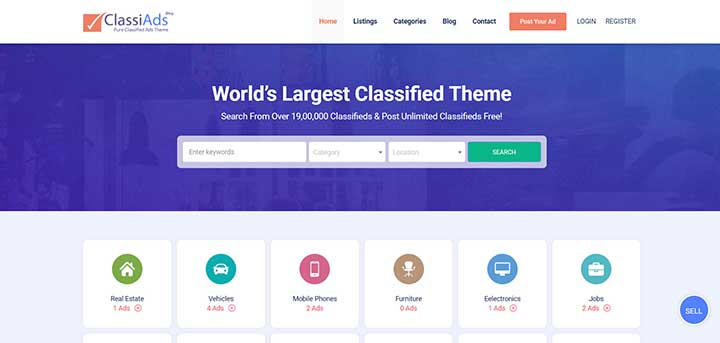 14 Best WordPress Classified Themes of 2019 for Creating Online Ad