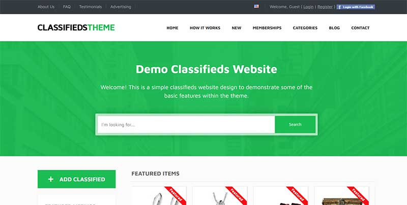 Classifieds-Theme-PremiumPress